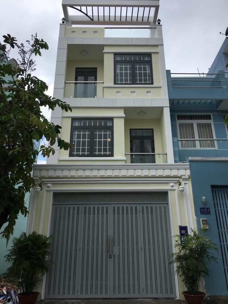 Bán nhà MẶT TIỀN tx. Bình Minh, Vĩnh Long. 159m2