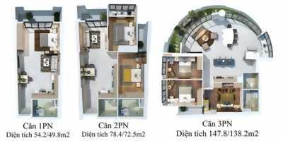 Gateway căn hộ hometel view biển hot nhất Vũng Tàu