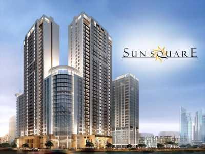Căn chung cư 3PN 100m2 Sun Square