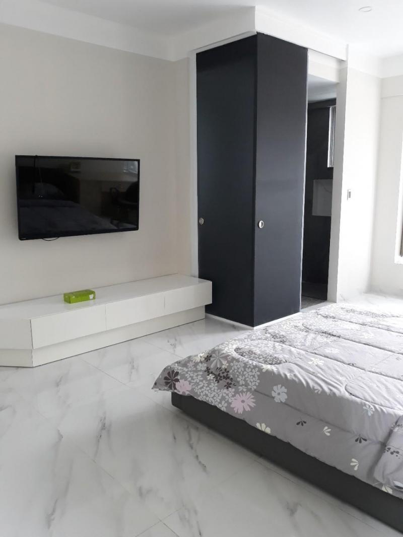 Cho thuê nhanh căn hộ ở Scenic Valley 1- groundhouse (căn hộ tầng trệt), block D, DT 94m2+sân 27m2.