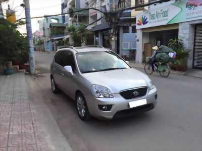 Cần bán xe Kia Carens 2013 số sàn màu bạc