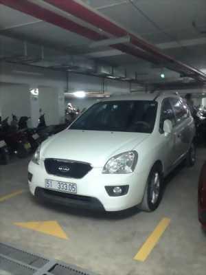 Xe KIA Carens màu trắng đẹp và sang cần bán lại với giá tốt