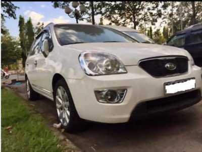 Giá shock cực kỳ mạnh chiếc Kia Carens LT 2012