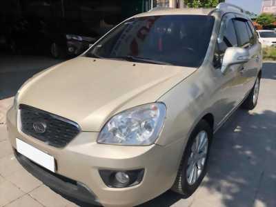 Thanh lí xe Kia carens 2011 số tự động bản 2.0, màu vàng cát