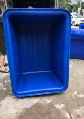 Giảm giá thùng nhựa 500L sử dụng nuôi cá, trồng cây.