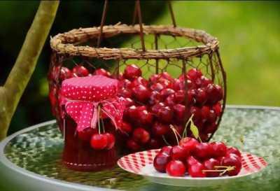 Lợi ích tuyệt vời cuả Cherry Mỹ nhiệt đới