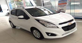 Bảng giá xe Chevrolet 4 chỗ tháng 9/2017 tại Việt Nam