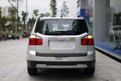 Xe 7 chỗ Chevrolet Orlando MT - Xe chạy dịch vụ