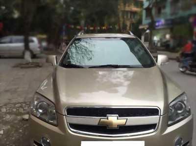 Bán xe Captiva ltz, 2010, số tự động, máy xăng, màu vàng cát