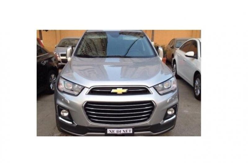 Cần  bán xe Chevrolet Captiva 2.4 LTZ chạy được với giá rẻ