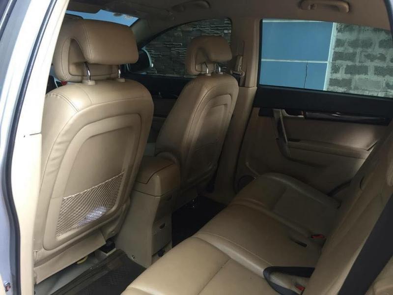 Cần bán xe Chevrolet Captiva LTZ 2009 số tự động máy dầu