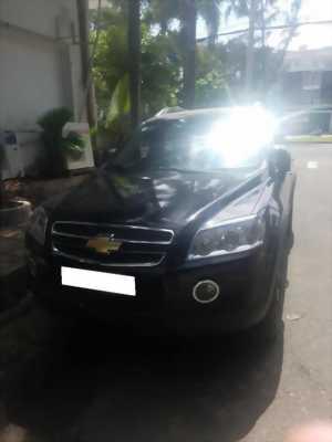 Gia đình cần bán xe Captiva 2009 Ltz số tự động, màu đen