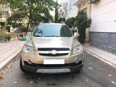 Bán Chevrolet Captiva LTZ 2009 màu vàng cát