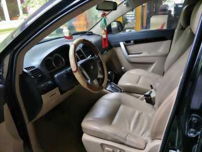 Bán xe Captiva 2009 Ltz, số tự động, màu đen cọp chính chủ.