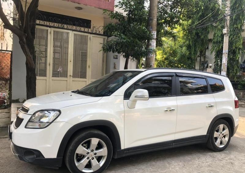 Bán xe Chevrolet Orlando Ltz 2017
