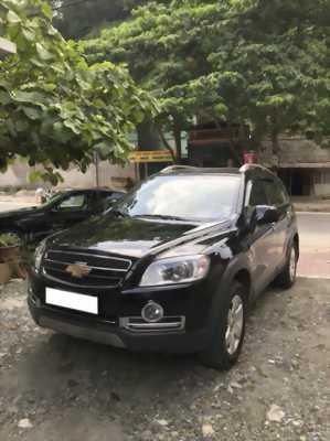 Bán xe Chevrolet Captiva đời  2009,số sàn màu đen cực bóng bẫy