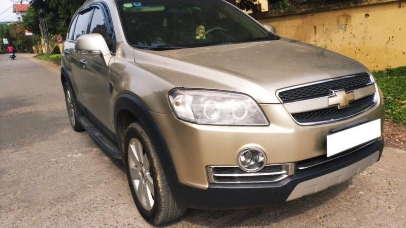 Cần bán gấp Chevrolet Captiva 2009 số tự động