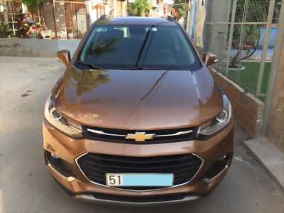 Chevrolet Trax 2018 nhập khẩu Hàn Quốc, màu nâu, số tự động, chính chủ bs 51
