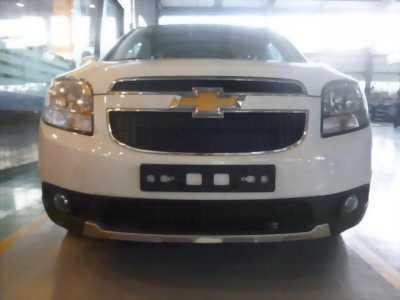 Xe Chevrolet Orlando LTZ, xe gia đình 7 chỗ rộng rãi