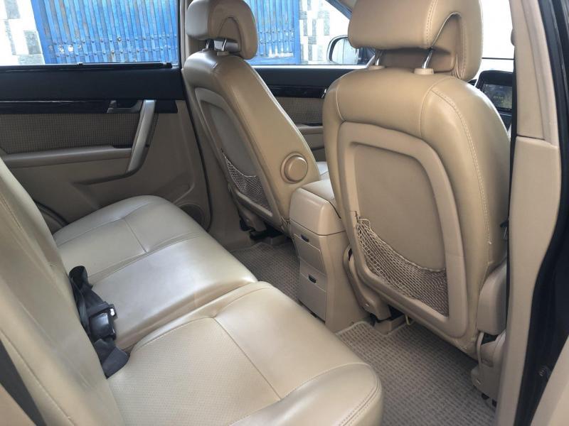 Bán xe captiva 2008 số sàn, màu đen gia đình sử dụng.