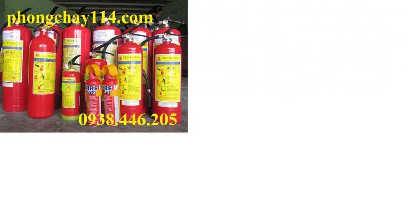 Nạp bình chữa cháy uy tín - nhanh chóng - giá rẻ tại tp HCM, gọi ngay 0938.446.205 - 0986.206.114