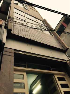 Cho thuê nhà 4 tầng