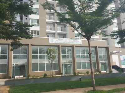 Cho thuê căn hộ chung cư Happy City mặt tiền Nguyễn Văn Linh, 2 PN,  3 PN, 76m2 nhà mới hoàn toàn.