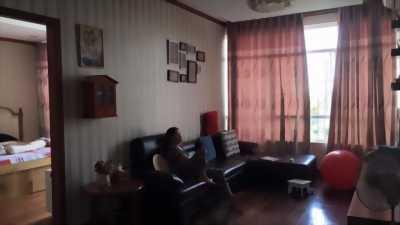 Cho thuê CH Phú Hoàng Anh 2PN, nội thất đầy đủ. View đẹp, lầu cao. Giá 600$/tháng.