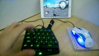 Thanh lý Dock, phím cơ T9 pro, chuột không giây