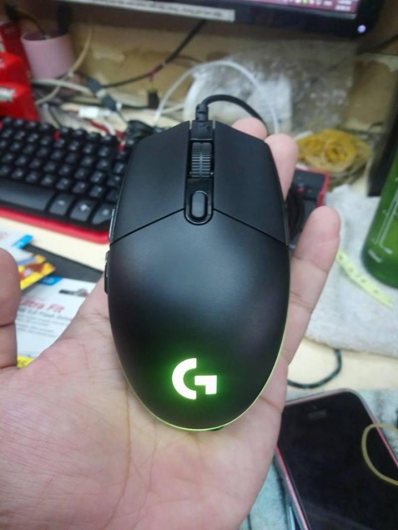 Chuột Logitech G102 chính hãng 8000DPI Led RGB 6 nút