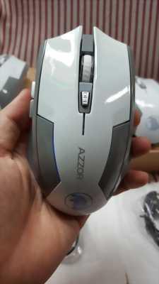 Chuột không dây cao cấp AZZOR dùng pin sạc