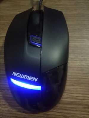 Mouse có dây Newmen G10 chuột game màu đen ở quận 1