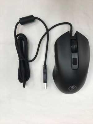 Mouse Lightning GX686led 7 màu game net chính hãng