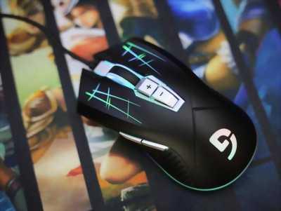 Chuột game Fuhlen G93S led RGB chính hãng