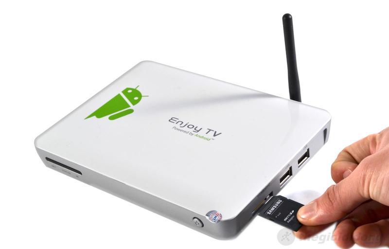 Android EnJoy TV Xem youtube+ Chuột không dây (Cũ)