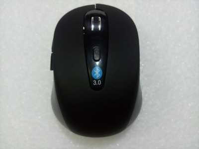Chuột ko dây Bluetooth màu đen, giá rẻ