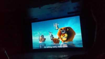 Máy chiếu phim, nghe nhạc Godspeed 10in