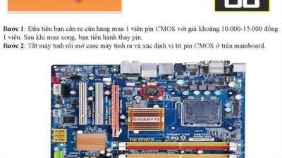 Xác Main máy tính bàn