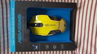 Mouse quang có dây N500 | chuột game máy tính