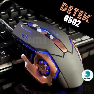 Chuột Game Thủ Máy Tính G502 Led đổi màu