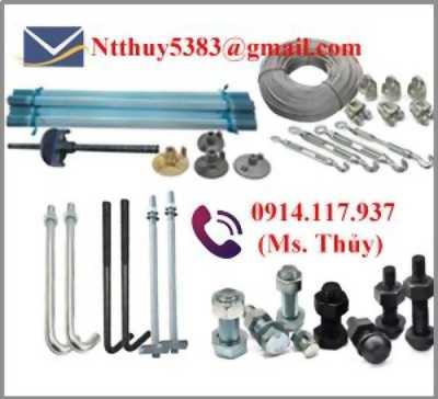 Báo giá phụ kiện liên kết công trình – bulong Cường Thịnh