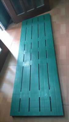 Tấm nhựa Pallet lót sàn KT 1800 x 600 x 50 mm 0988 081 327