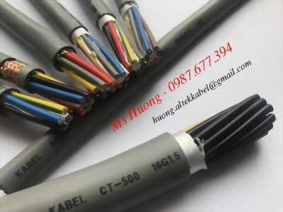 Cáp điều khiển tín hiệu chống nhiễu - Cáp điện Altek Kabel/Cáp tín hiệu AWG