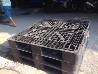 Pallet nhựa liền khối một mặt 0988 081 327