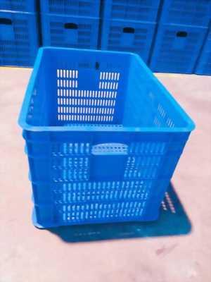 Sọt nhựa công nghiệp kích thước lớn 0988081 327
