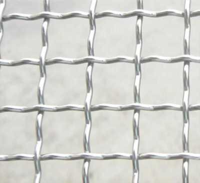 Lưới đan, lưới đan sóng inox