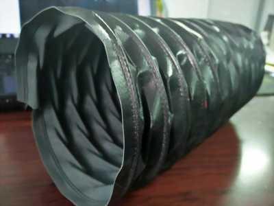 Ống gió mềm vải Tarpaulin Hàn quốc - Giá rẻ