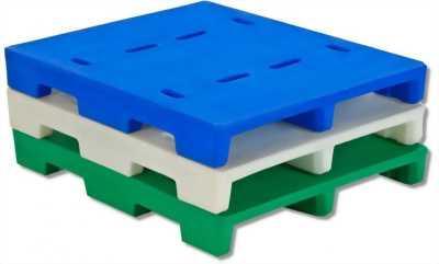 Pallet nhựa kê hàng giảm giá tại TP. HCM
