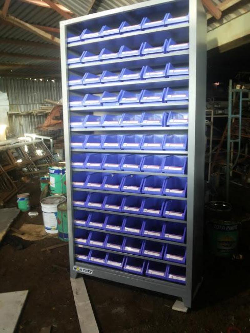 Tủ đựng vật dụng cơ khí tiện lợi dễ tìm kiếm
