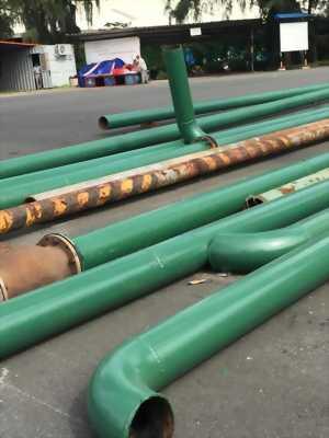 Bọc bitum chống ăn mòn đường ống kim loại chôn ngầm